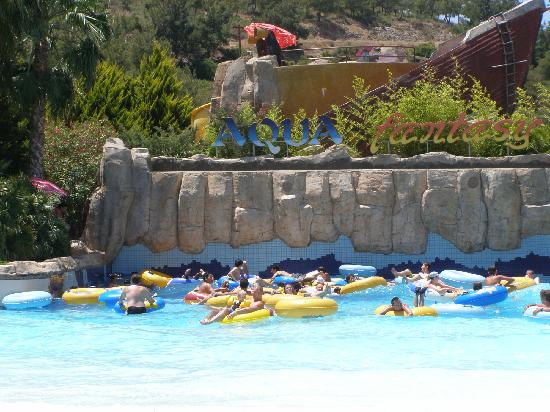Aqua Fantasy Aquapark Hotel & SPA: Aquafantasy Aquapark Hotel