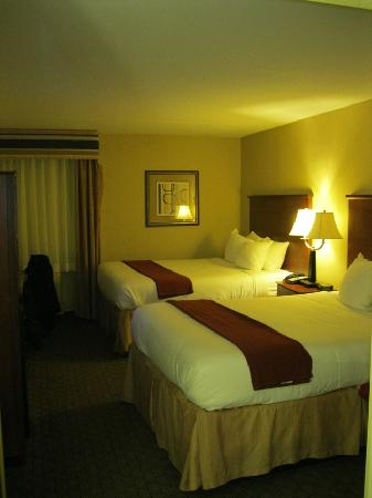 Holiday Inn Express Ramsey-Mahwah: view from doorway