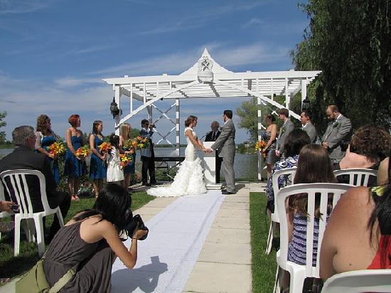 Living Stone Golf Resort: Ceremony