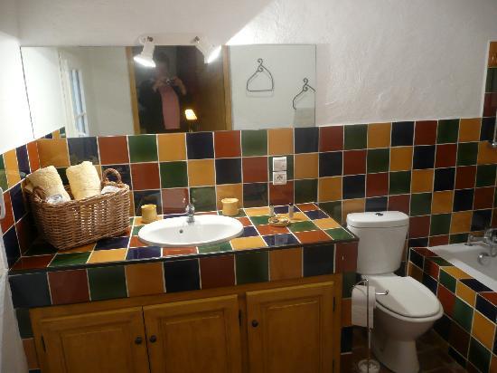 La Burliere Guest House : Il bagno