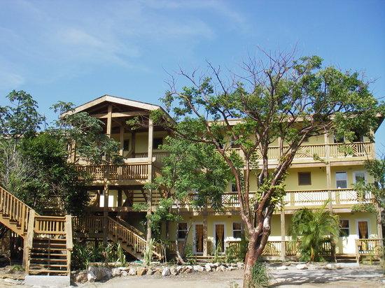 بوزادا لاس أوركيدياس: entrance to secluded paradise