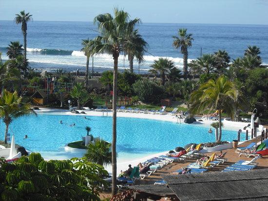 Parque Santiago Villas: View from balcony