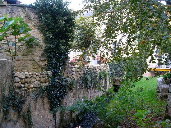 Le Moulin De Mitou : Garden view