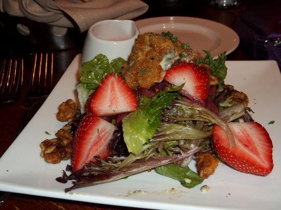 Bailiwicks on Main: My salad