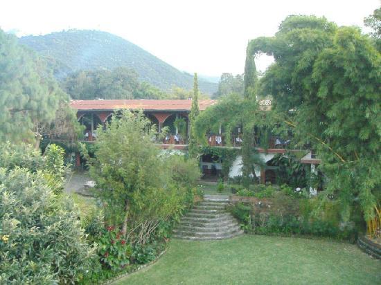 Hotel Santa Ana : Vista de las habitaciones