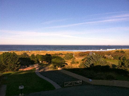 Gold Beach Inn: Loved our view!