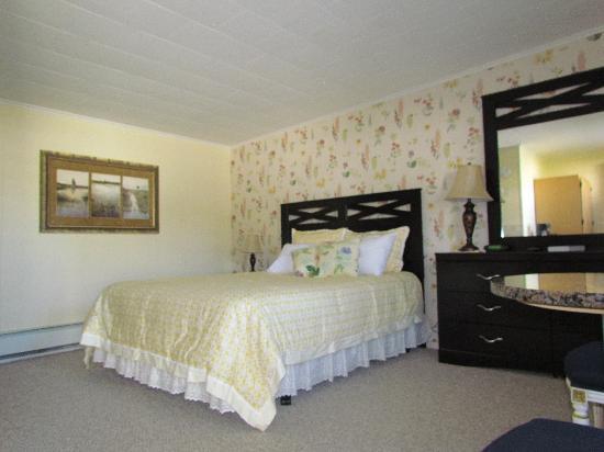 Oramel Inn : Comfortable Rooms
