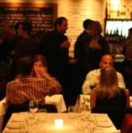 Globe Restaurant: Dinning room