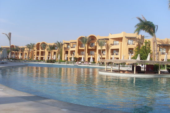 Stella Di Mare Beach Resort & Spa Makadi Bay: Quiet Pool