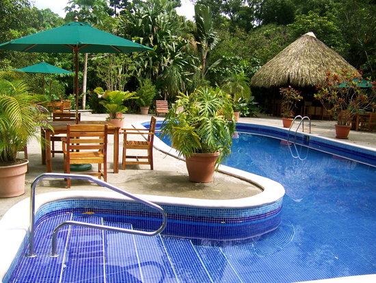 The Lodge at Pico Bonito: great pool
