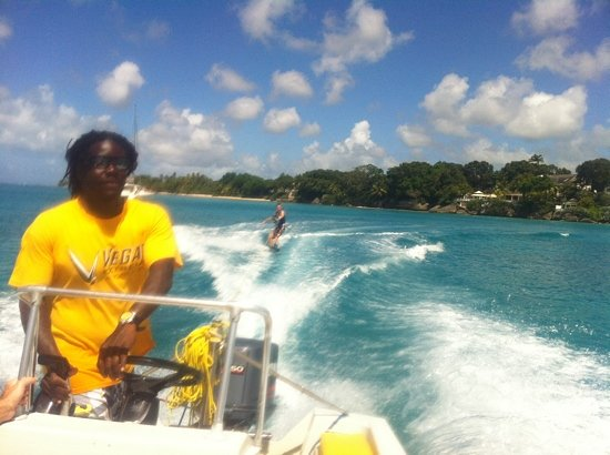 Saint James Parish, Barbados: Tony n me