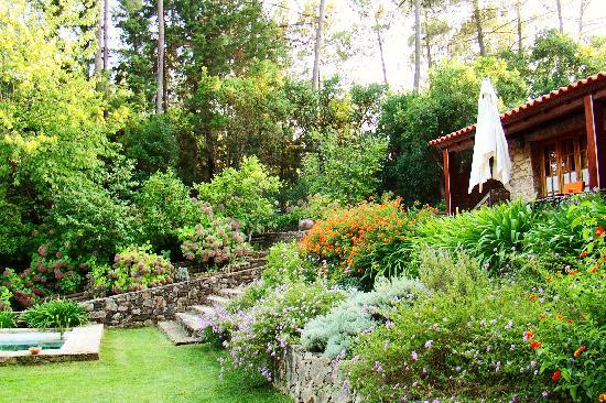 Jardim da Quinta do Troviscal
