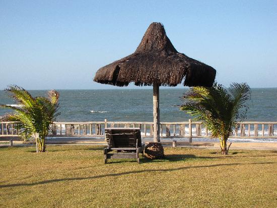 Hotel Vila Selvagem: notre jardin