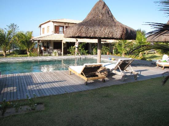 Hotel Vila Selvagem: la piscine