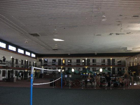 Recreation Area Dodge House Hotel City Ks