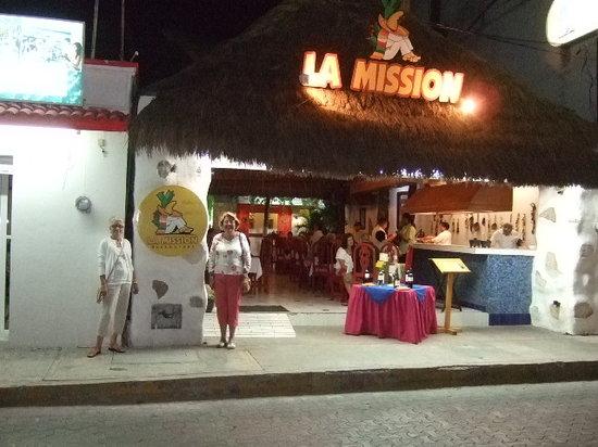 La Mission: A nice, clean restaurant