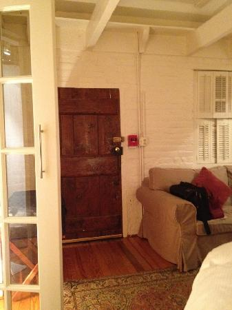 "Clifton Inn: Troll Room door 5'8"""