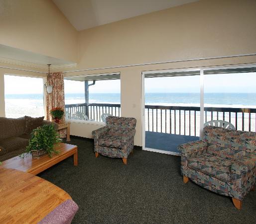 Best Western Plus Lincoln Sands Oceanfront Suites: Loft Suite