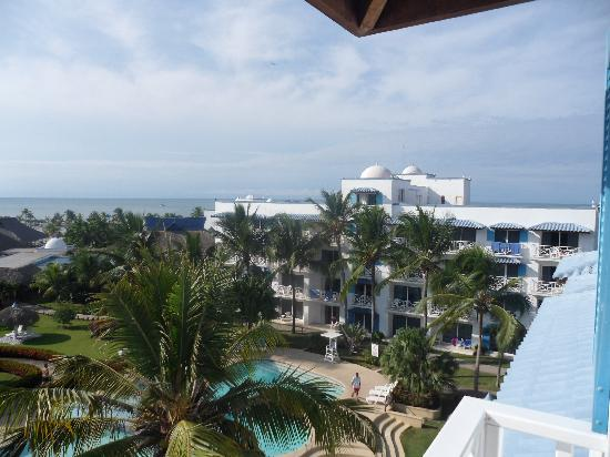 Hotel Playa Blanca Beach Resort: visto del cuarto