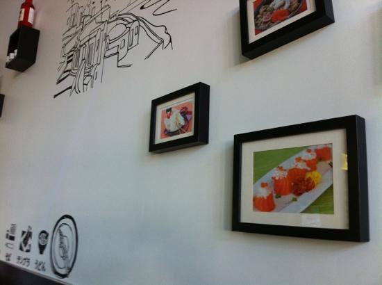 casarica Japanese Restaurant: casarica sushi