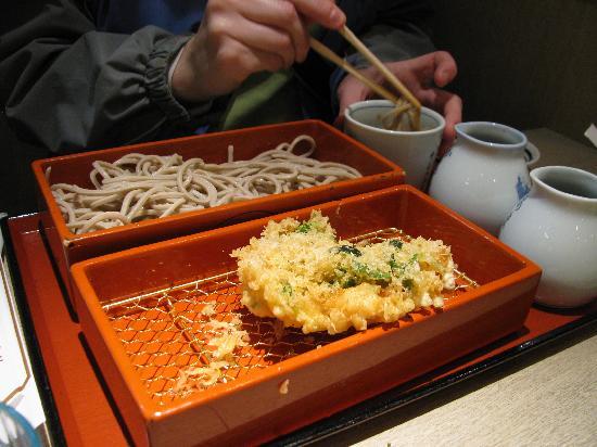 Konaya Ikebukuro Tobu Spices: soba