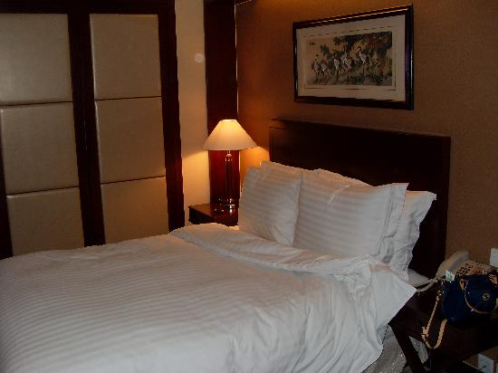 Jinling Jinma Palace Hangzhou: Bed