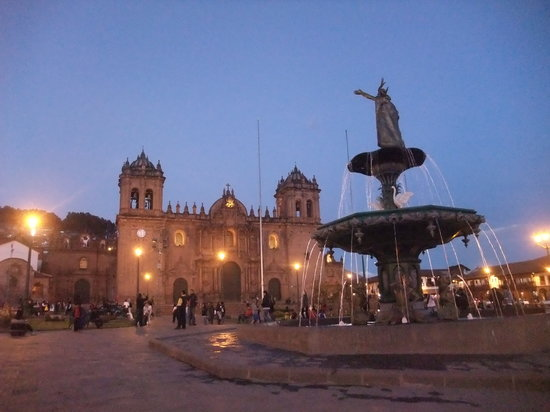 Plac Broni (Huacaypata)