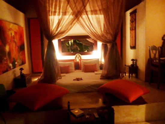 La Villa Mathis: Our room
