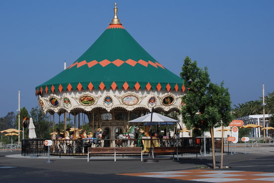 Orange County Great Park: Carousel