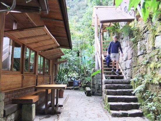 Rupa Wasi Lodge: lodge