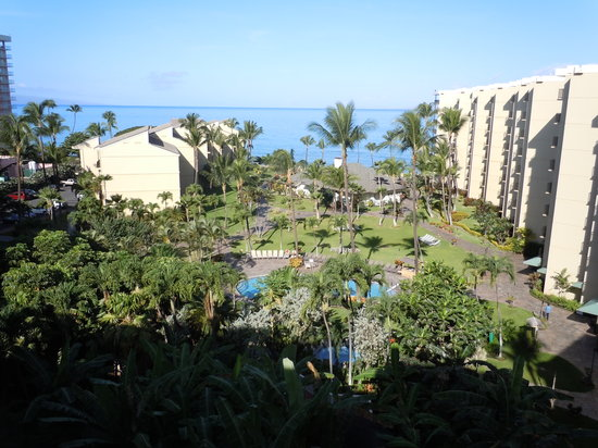 Aston Kaanapali Shores: grounds