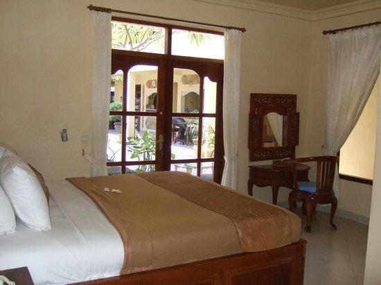 Bali Shangrila Beach Club : My room