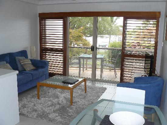 Offshore Noosa Resort: Our 1 Bedroom Apartment