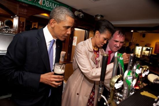 Western Ireland, Ireland: Ollie Hayes Bar Moneygall Ireland