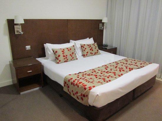 Wyndham Surfers Paradise: Bedroom - One Bed (Oceanside)