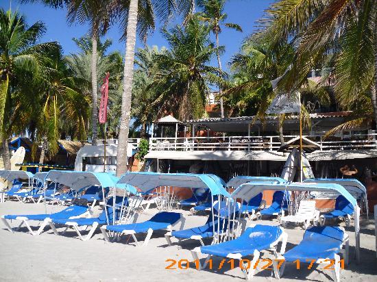 Hotel Surf Paradise: Instalaciones