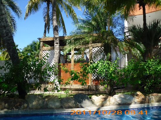 Hotel Surf Paradise: Cuarto de masajes