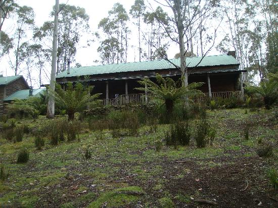 Lemonthyme Wilderness Retreat: Lodge