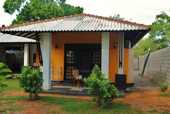 Flower Garden Hotel : Yala bungalow