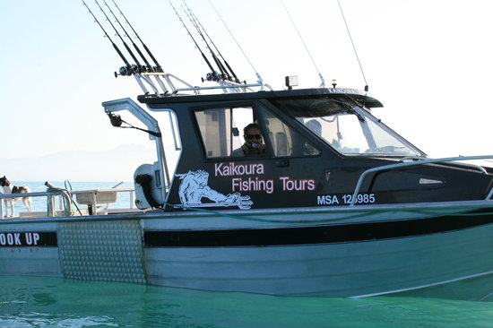 Kaikoura Fishing Tours