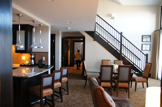 Waldorf Astoria Park City: The suite  #7119