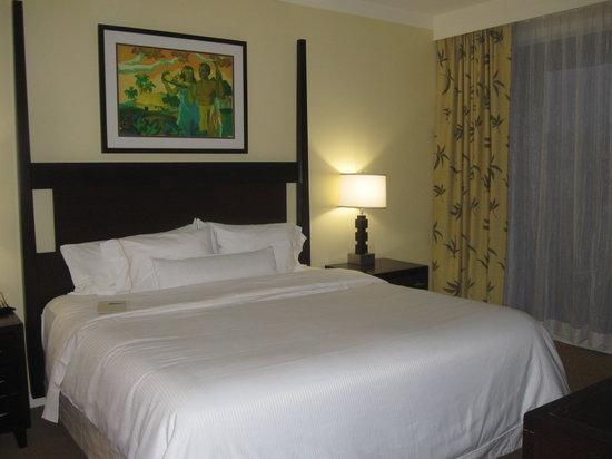 The Westin Kaanapali Ocean Resort Villas : Bedroom
