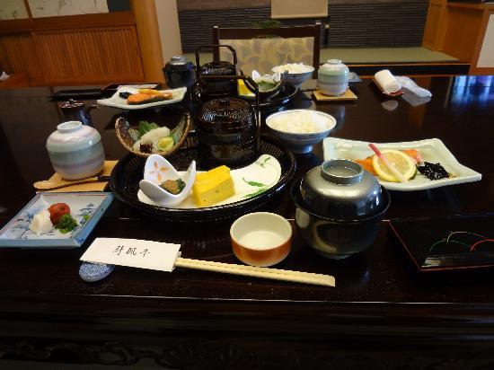 Inawashiro-machi, Japan: 料理