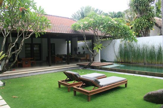 Uma Sapna: The Villa Aru.