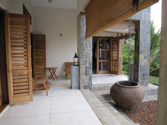 Baramba House: The veranda
