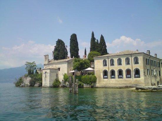 Grand Hotel a Villa Feltrinelli: Punta san Vigilio