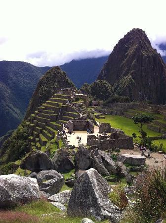 Los Apus Hotel & Mirador: Machu Pichu