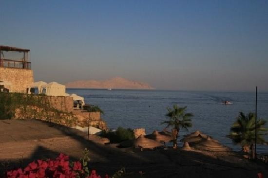 Savoy Sharm El Sheikh: view towards private beach