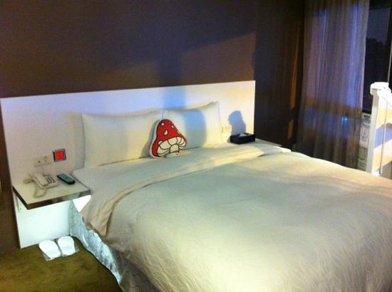 CityInn Hotel Plus - Ximending Branch: small and cozy