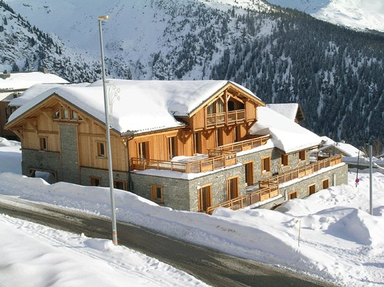 Chalet hotel L'Accroche Coeur